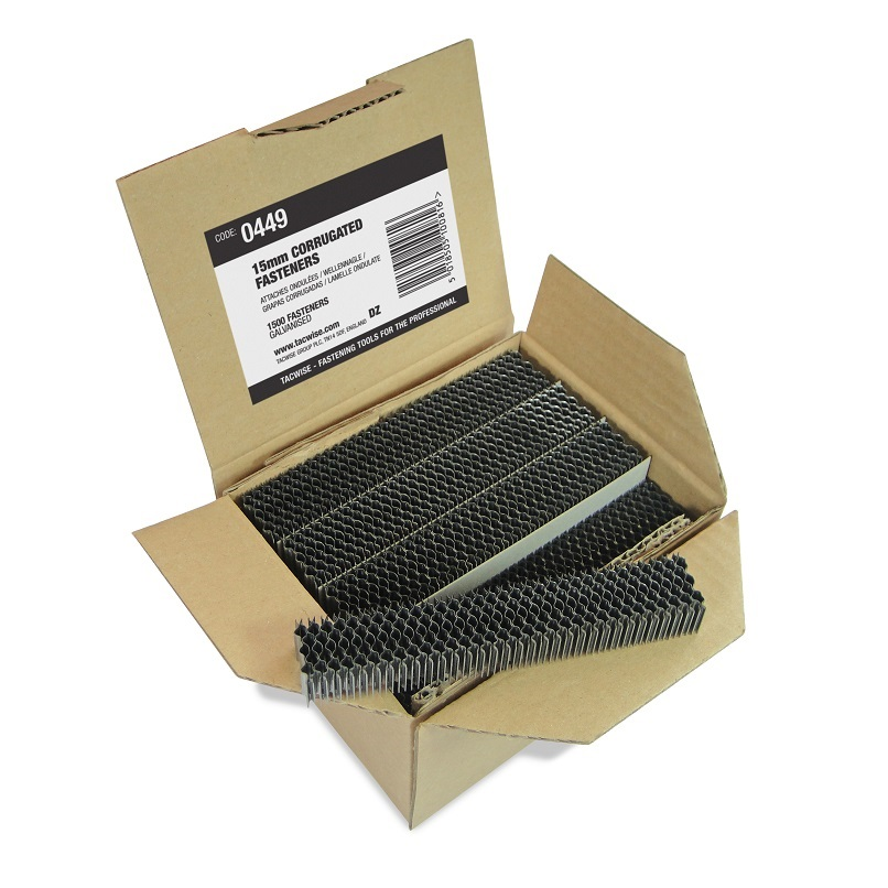 Collated Corrugated Fasteners