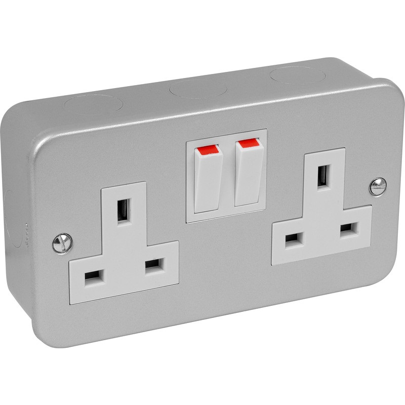 Electric Sockets and Switches