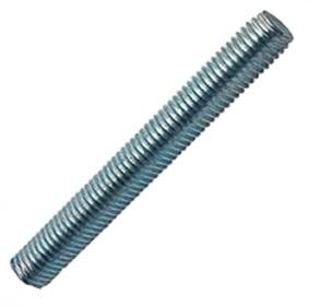 BZP Threaded Bar - M20