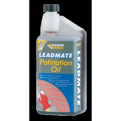 Everbuild Leadmate Patination Oil - 500ml