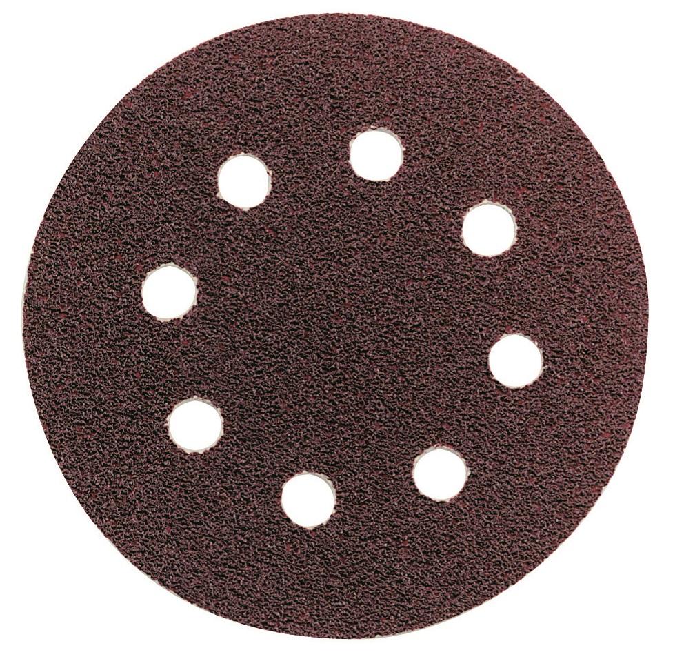 Dronco Orbital Sanding Discs - 125mm 100 Grit