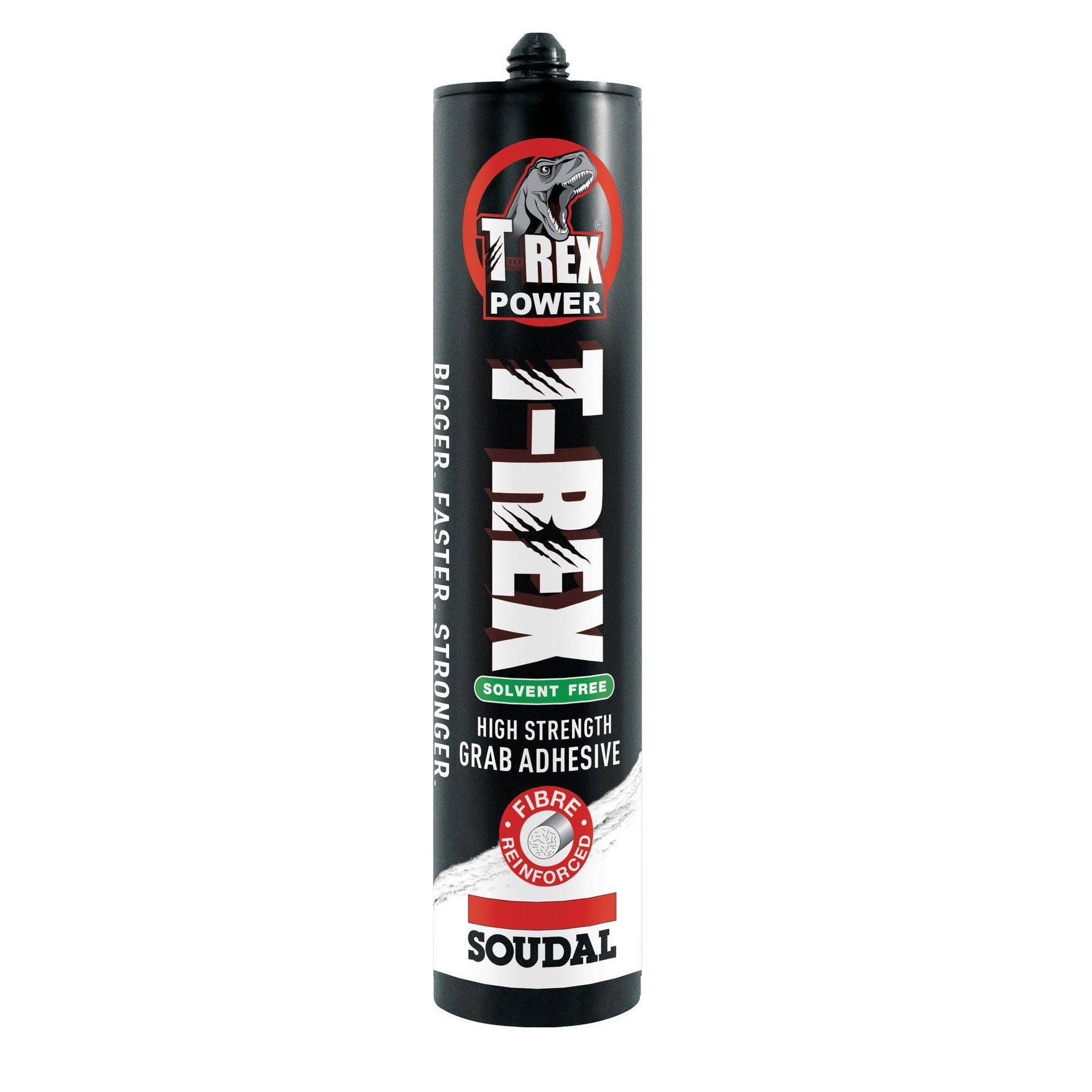 Soudal T Rex Adhesive Solvent Free - 310ml