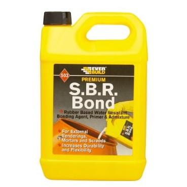 Everbuild 503 SBR Bond - 5 Ltr