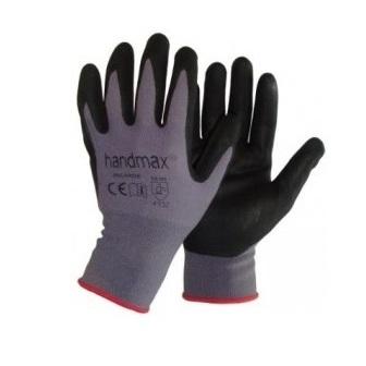 Handmax Kansas Foam Nitrile Gloves - Large
