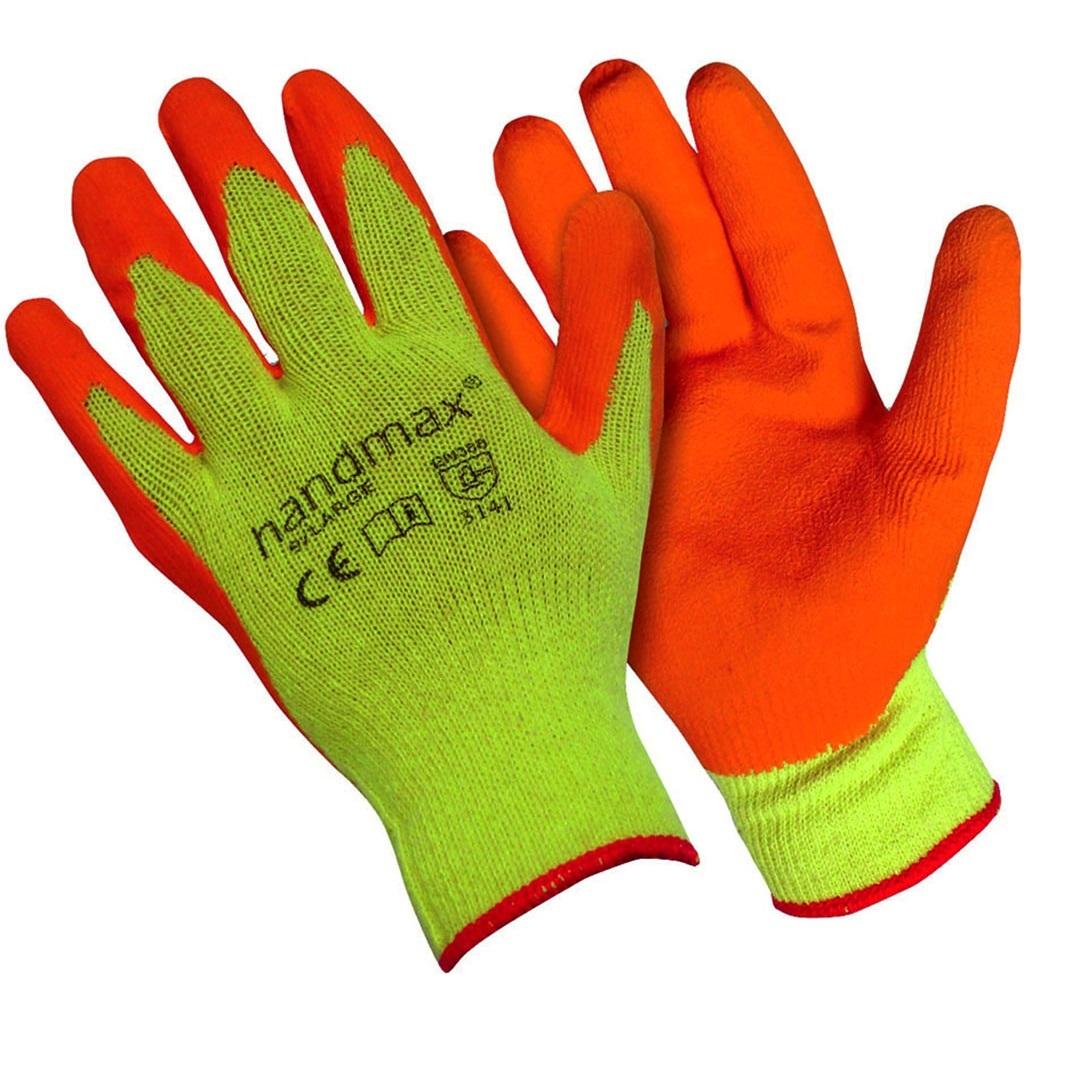 Handmax Oregon Builders Grip Gloves - Medium