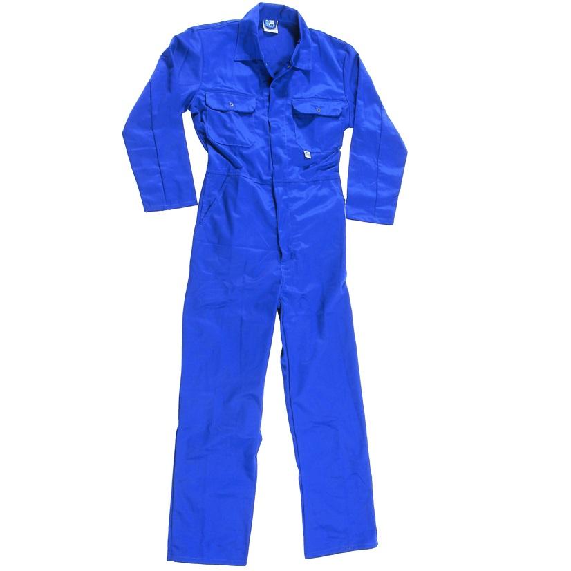 Standard Boilersuit - Royal Blue - X Large