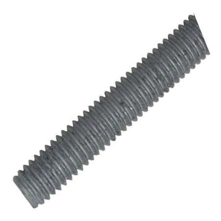 Galvanised Threaded Bar M12