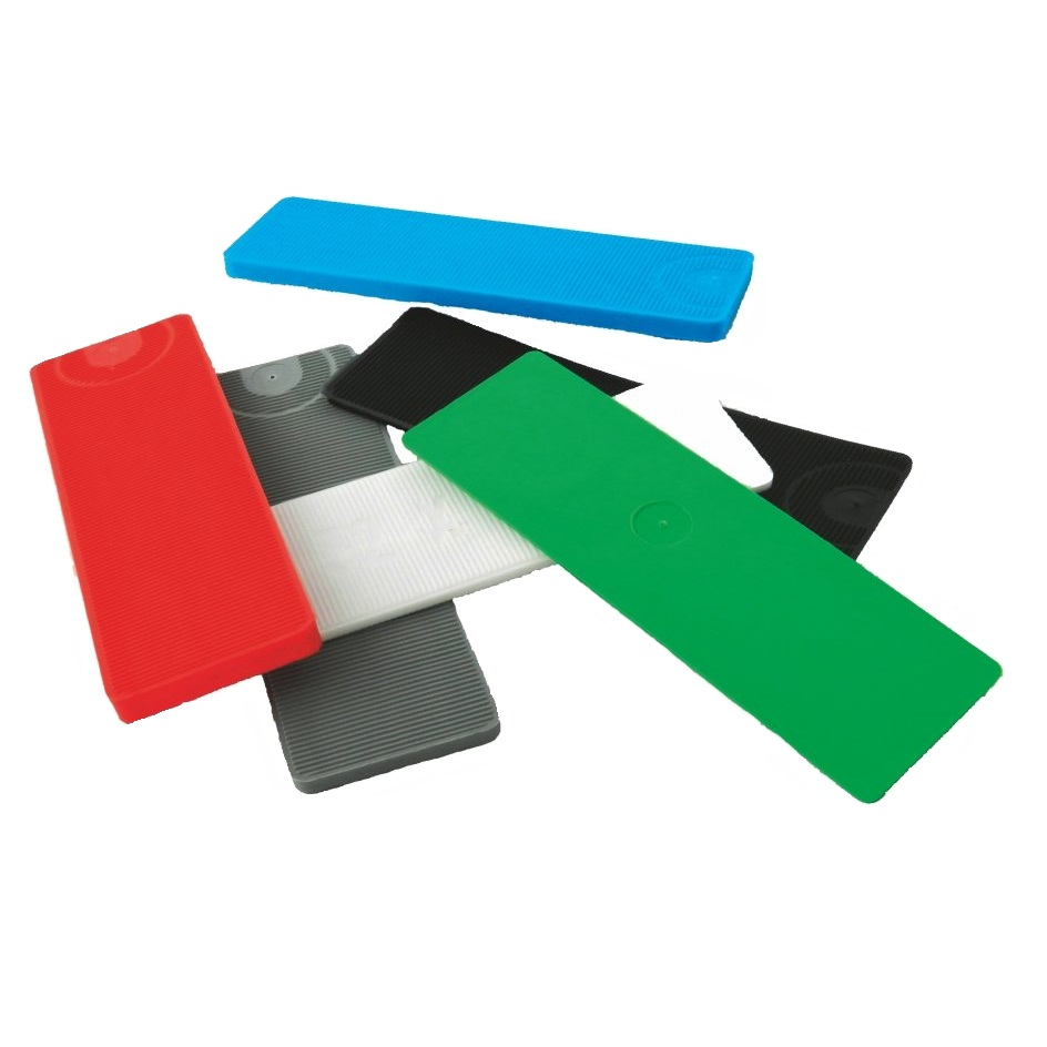 Plastic Glazing Packers - Assorted Pack (Bag of 200)