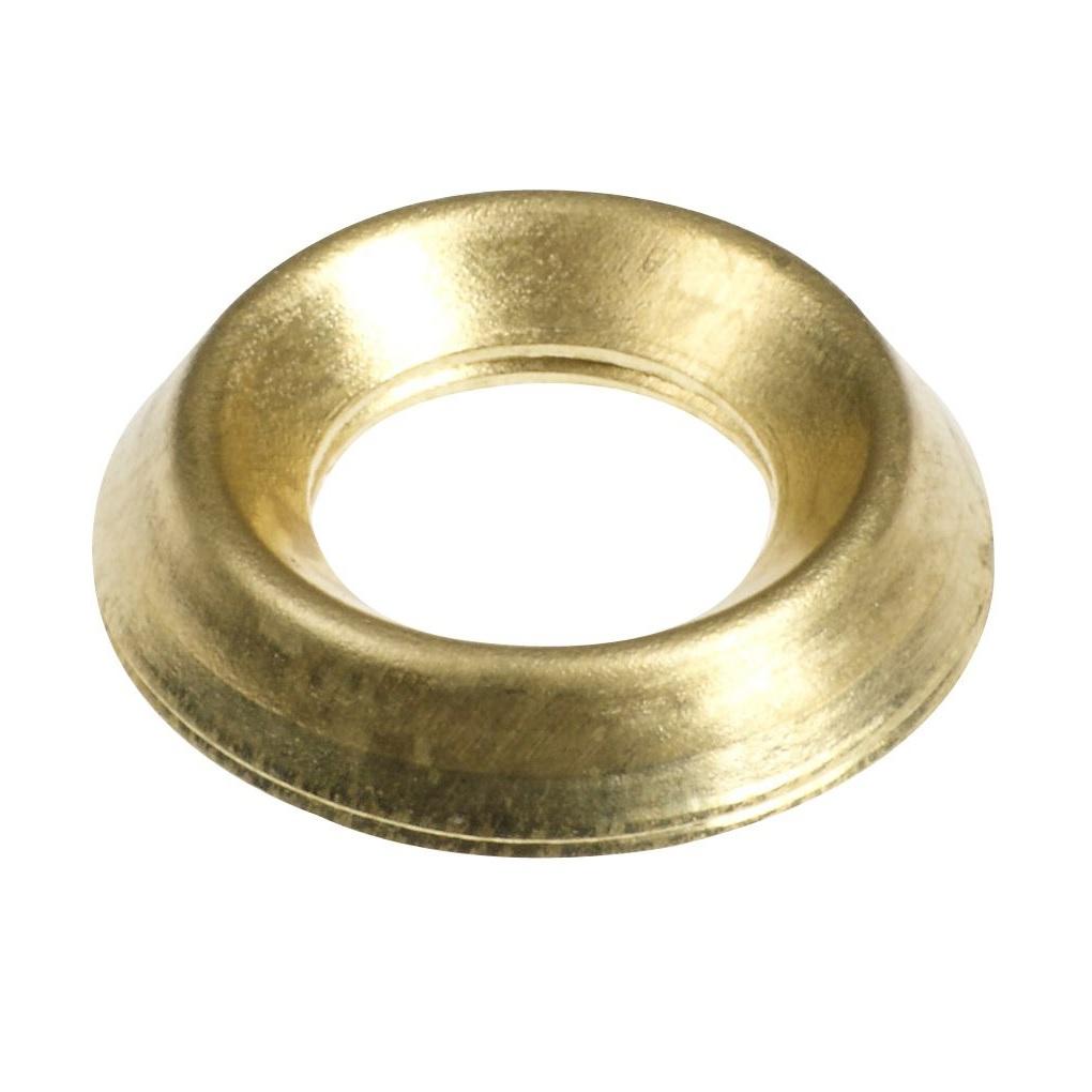 Brass Screw Cups - 8g (4 & 4.5mm)
