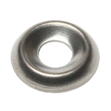 Stainless Steel Screw Cups - 6.0mm