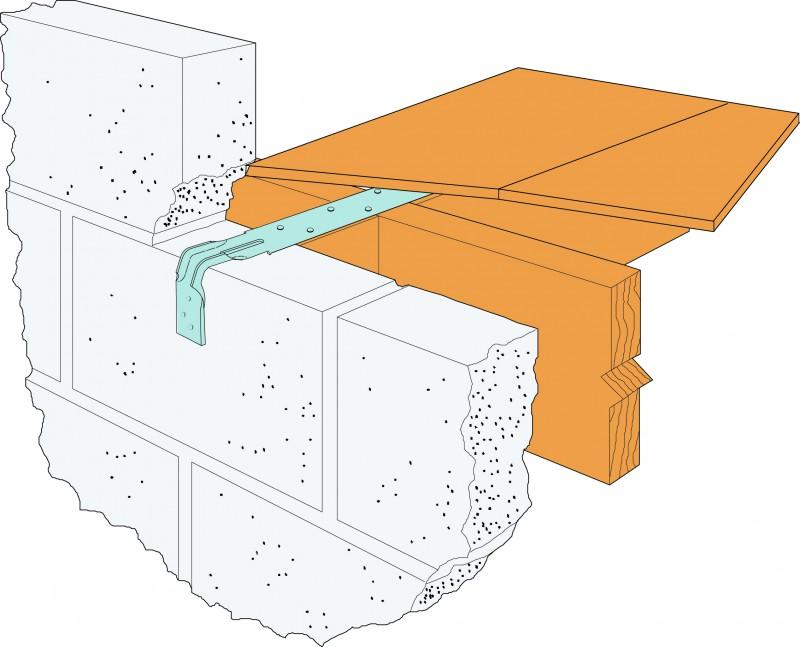 Engineered Restraint Strap - 1000mm