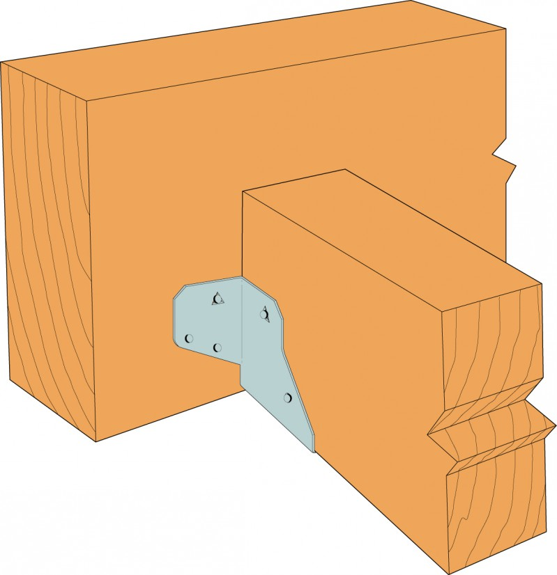 Simpson Strongtie Mini Hangers - 50mm