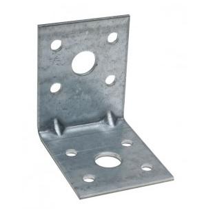 Simpson Galvanised Angle Brackets - 40 x 50 x 50mm