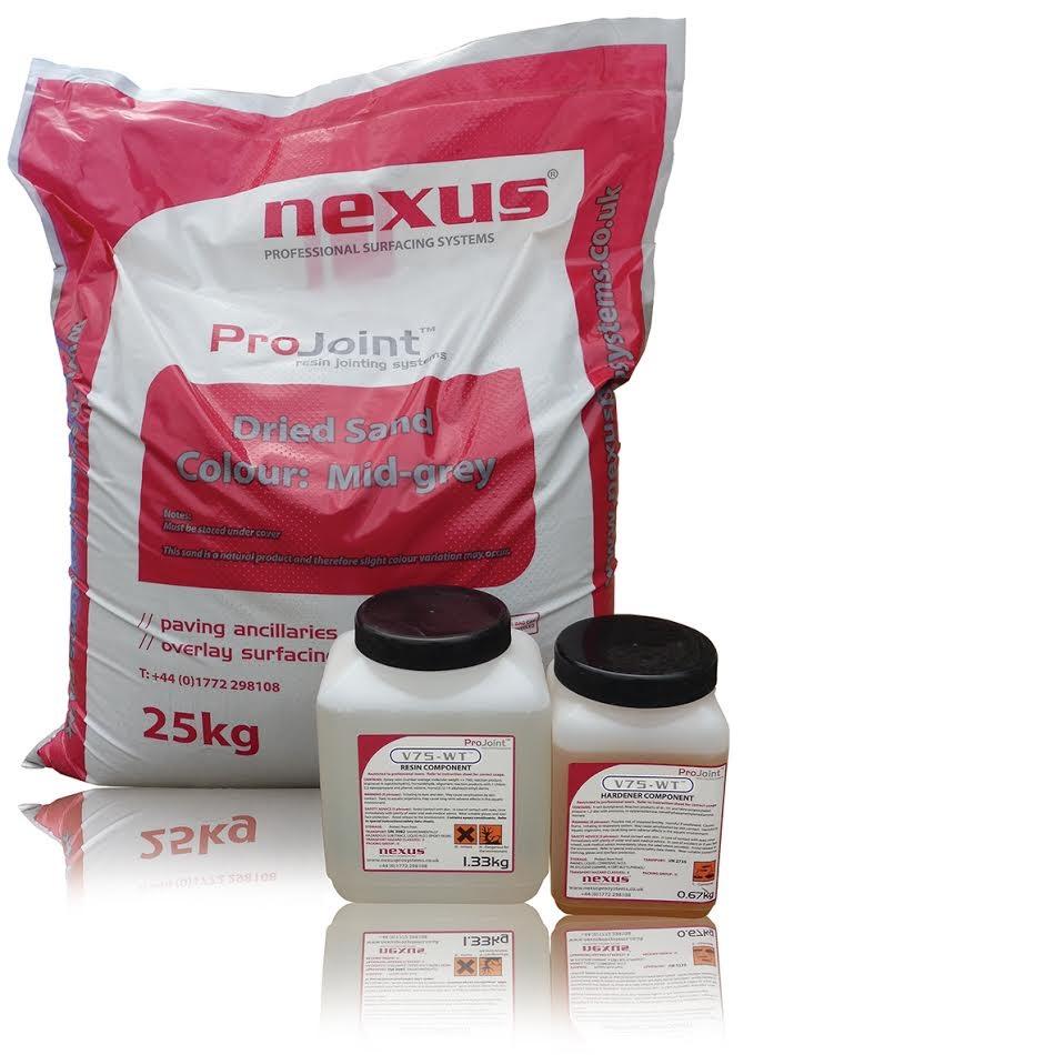 Nexus Pro Joint V75 - Grey