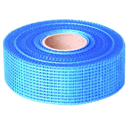 Drywall Master Fibreglass Jointing Tape Blue