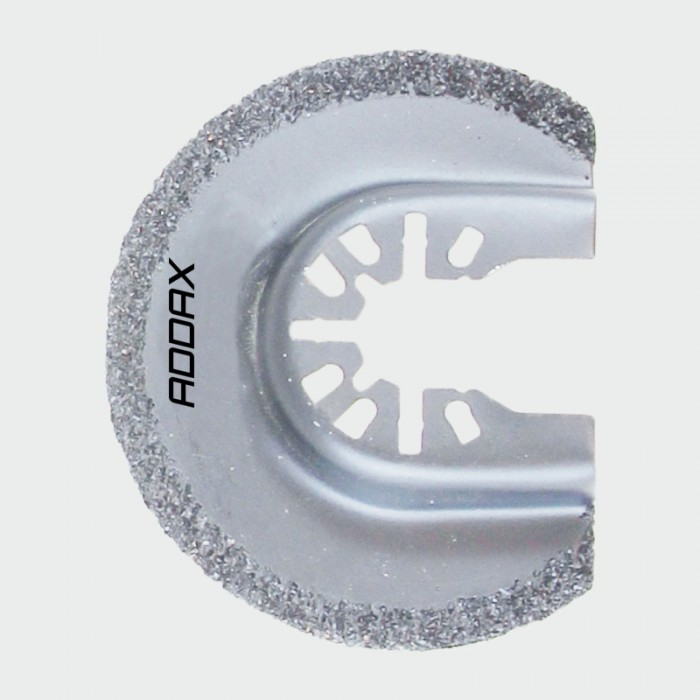 Multi Tool Blade Radial Grit 65mm
