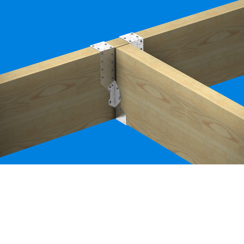 BPC Timber to Timber Joist Hanger - 47mm