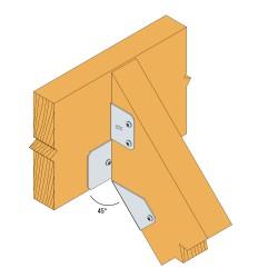 Simpson Strongtie SPR47/200 Adjustable Slope Hanger