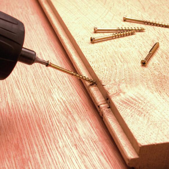 Tongue-Tite Flooring Screws - 3.5 x 45mm