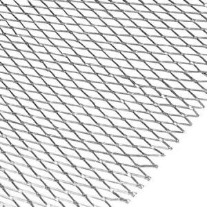Expanded Metal Lath Sheet Stainless Steel - 700 x 2500mm