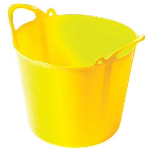 Flexi Tub Yellow - 42L