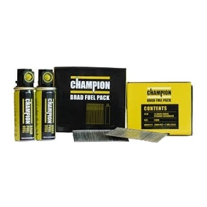 Champion 16G  Galvanised Nails - 50mm Angled