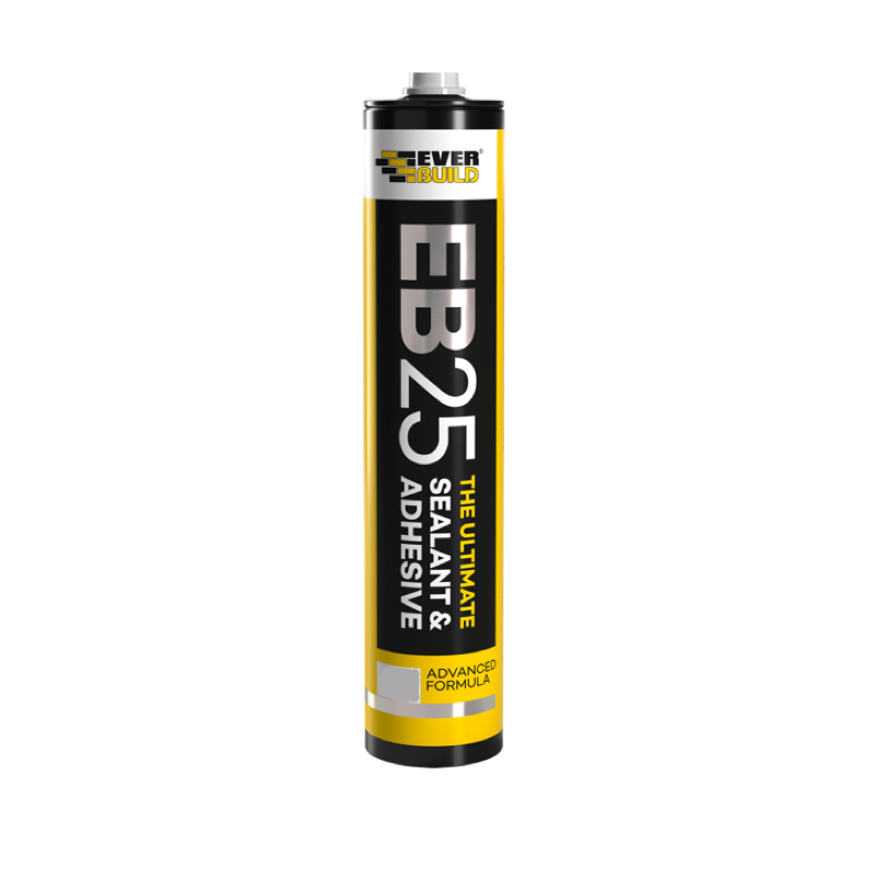 EB25 The Ultimate Sealant & Adhesive 300ml - White