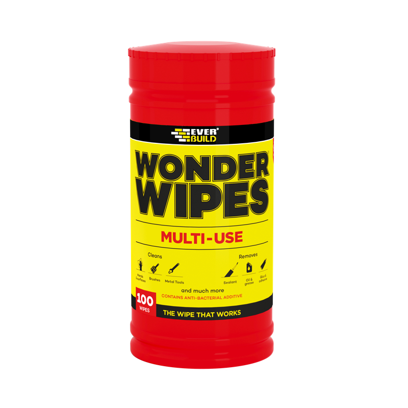 Everbuild Wonder Wipes