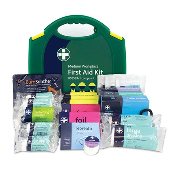 BSC Workplace First Aid Kit - Medium