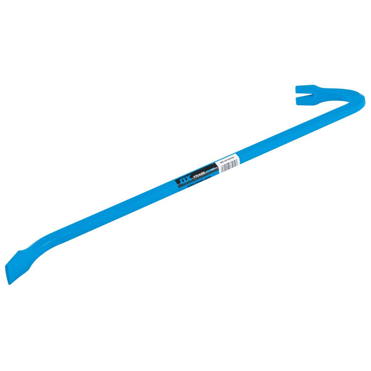 OX Tools Trade Wrecking Bar - 900mm